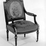Armchair (Louis XVI Revival style)