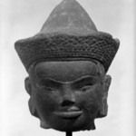 Head of a Deity