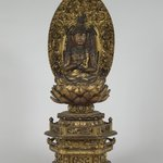 Ichiji Kinrin (Ekakshara Ushnishachakra), the Cosmic Buddha of the Golden Wheel