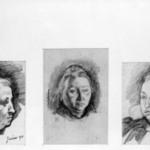 Portrait Study of Madame Monnom