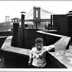 """Boy on Roof"" Monroe Street, New York"