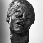 Head of the Tragic Muse (Tête de la Muse tragique)