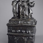 Monument to the Burghers of Calais, First Maquette (Monument des Bourgeois de Calais, première maquette)