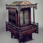 Funerary Sedan Chair