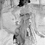 Portrait de la Petite Pecheuse de Francavilla dApres Recit