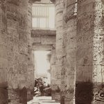Hypostyle Hall in Temple of Karnak (View of the Hypostyle Hall)