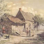 Old Homestead, View of Brooklyn