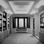 Library and Childs Bedroom from the Reinhold Apartment at 101 Central Park West, New York, New York