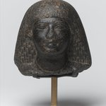 Head and Bust of an Official in a Double Wig