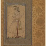 Portrait of Shah Jahan (possibly)