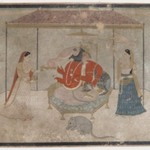 Ganesha with Two Attendants