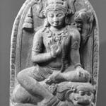 Bodisattva Manjusri as Manhughosa