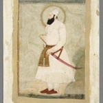 Portrait of Abul Hasan, the Last Sultan of Golconda