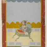 Portrait of Phul Kaur of Jaipur