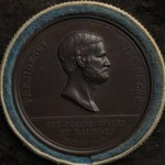 Pacific Railroad Commemorative Medal