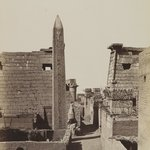 Obelisque et Pylone de Ramses