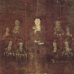 Amita (Amitabha) and the Eight Bodhisattvas