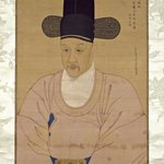 Portrait of Chief Minister Han Ik-mo