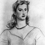 Portrait Bust of  Woman