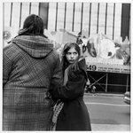 Mother and Daughter, Herald Square 1984
