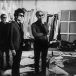 Dylan, Warhol, Malanga and Danny Williams