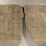 Relief with Deities and High Priestess