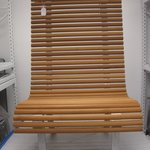 Chair, Teak Garden Collection