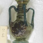 Vase of Plain Blown Glass