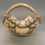 Prayer Bowl with Handle (A-wai-tslu-yup-sa-lai)