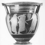Red-figured Column-krater