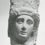 Head of Cybele