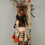 Kachina Doll (Wilo Lona Kokoh)