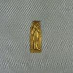 Plaque - Standing Mummiform in Relief