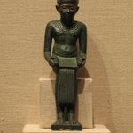 Seated Statuette of Imhotep