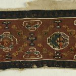 Fragment of Tapestry Woven Border
