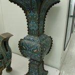 Large Quadrilateral Vase