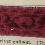 Galloon Fragment