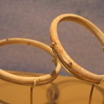 Undecorated Bracelet, One of Pair