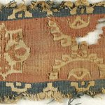 Tapestry Weave, Fragment of Border