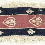 Tapestry Set in Plain Linen Cloth Weave