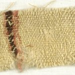 Specimen of Woolen Weave