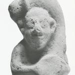 Upper Part of a Statuette