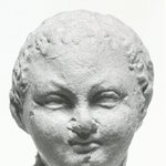 Head of Eros (?)