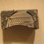 Fragmentary Relief of a King