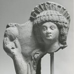 Upper Part of Statuette