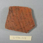 Demotic Ostracon