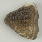 Fragment of Stela