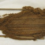 Weavers Basket, Flattened, Fragment or Workbasket, Fragment