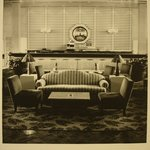Club International (Formerly the First Class Smoking Lounge on  the S.S. France)