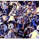 Police vs. Squatters